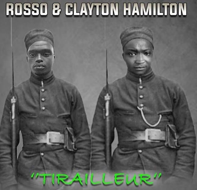 Single : Découvrez le nouveau single Tir'ailleur de Rosso & Clayton Hamilton