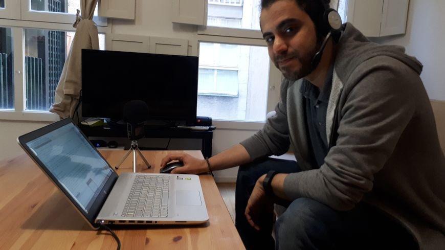 Radio Souriali, une radio syrienne basée à Bordeaux