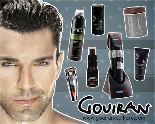 Jouer et Gagner des produits coiffants et esthétiques avec Gouiran*