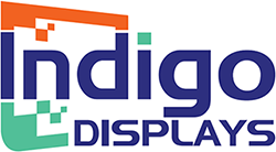 Indigo Displays, Exhibition Graphics & Stands - Portable, Modular, Indoor & Outdoor Custom Printed Branded Displays - Exhibition Display Graphics & Stands