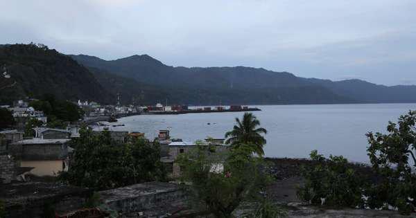 Aux Comores, l'armée envoie des renforts à Mutsamudu, théâtre d'explosions et de tirs