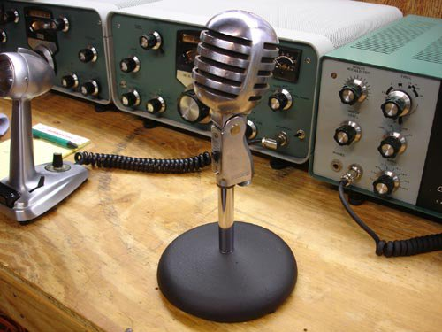 WB4IUY's Microphone Page