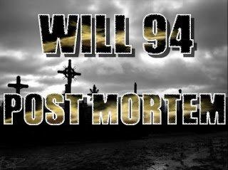 Street muzik independent: Will 94 - Post Mortem