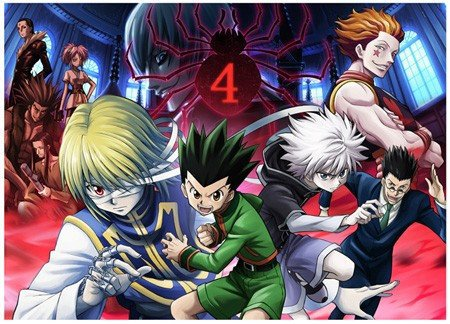 hunterxhunter LE FILM VOSTFR !!!