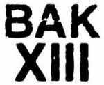 BAK XIII | Musique gratuite, dates de tournées, photos, vidéos
