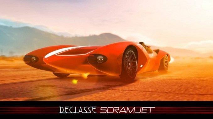 GTA Online: Declasse Scramjet et le mode Convoi explosif maintenant disponibles