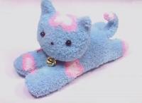 Игрушки своими руками. Блог Александра Гермакова: Котёнок из носков