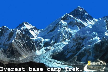 Everest Base Camp trekking, Hiking in Everest base camp | Trekking in Nepal, Holidays adventure in Nepal, Trekking and tour operator agency in Nepal