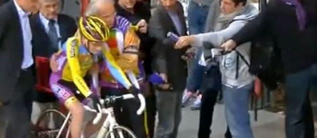 VIDEOS. Cyclisme : à 102 ans, Robert Marchand bat son record du monde de l'heure