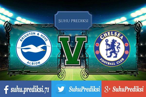 Prediksi Bola Brighton Hove Albion Vs Chelsea 20 Januari 2018