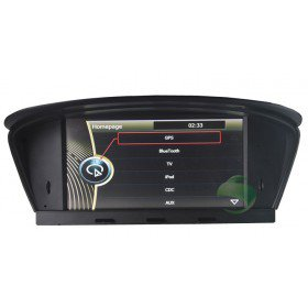 BMW 5 Series E60 GPS navigation mit Radio Bluetooth Ipod