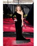 Maria Menounos 83rd Suede One Shoulder Floor Length Oscar Celebrity Dress : Cheaptbdress.com - US$139.49 - english