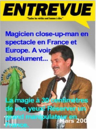 Déclarer votre amour à votre partenaire avec un magicien... le 2013-06-24 - Yvelines, Île-de-France - Chezmatante.fr