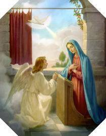 mysteres joyeux du rosaire (chapelet)