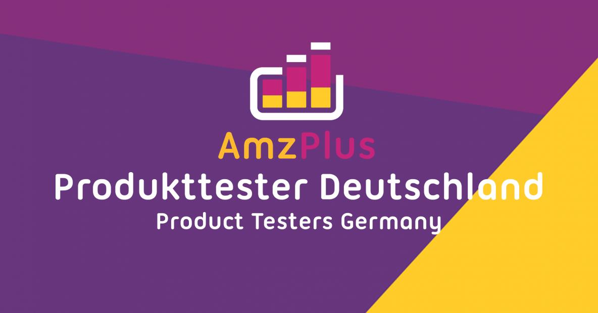 AmzPlus – Werde Produkttester und erhalte tolle Produkte kostenlos.