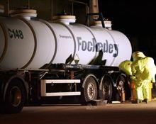 Doubs | Doubs: fuite d'acide sur un camion - L'Est Républicain