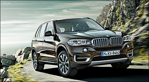 2018 BMW X5 xDrive40e Plug-in Hybrid | Primary Car