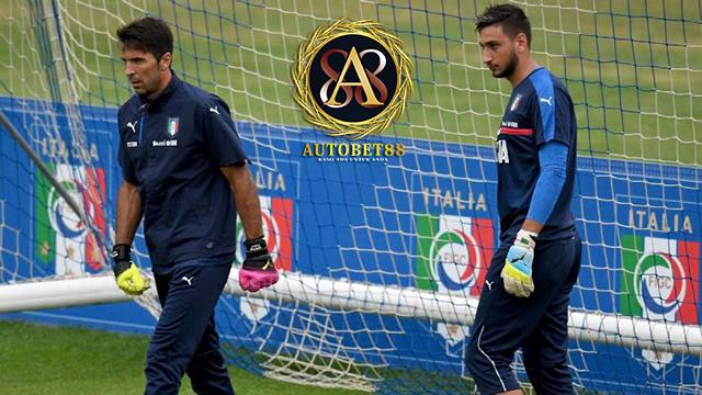 Giampiero Ventura Takut Menyingkirkan Gianluigi Buffon