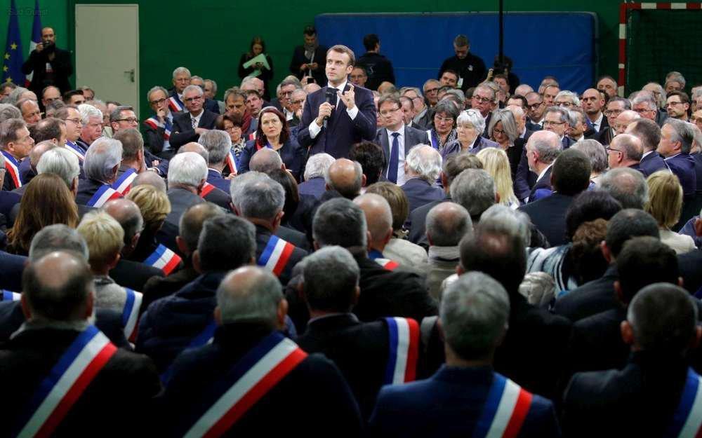 Grand débat national: quatre dates retenues à Hendaye