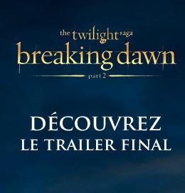 Twilight vef France, le site