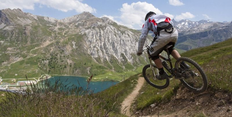 Mountain Biking in Nepal | Nepal Mountain Biking Tour Package