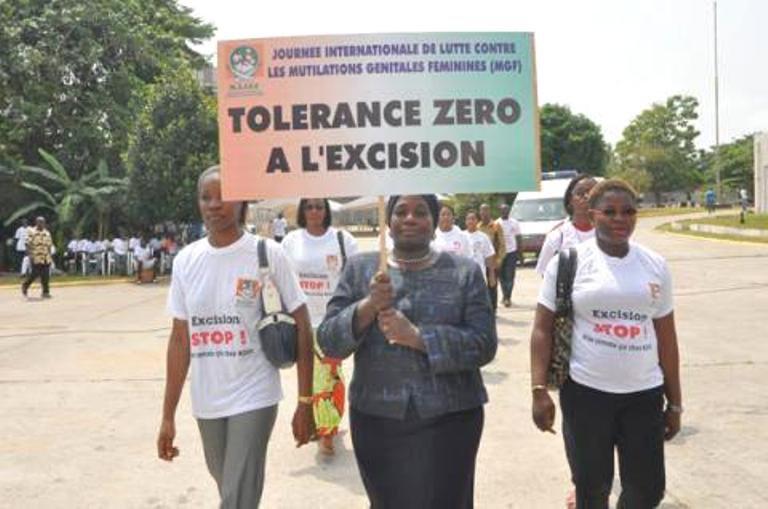 Pour une tolérance zéro de l'excision au Sénégal en 2015