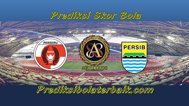 Prediksi Perseru Serui vs Persib 29 Juli 2017 - Prediksi Bola