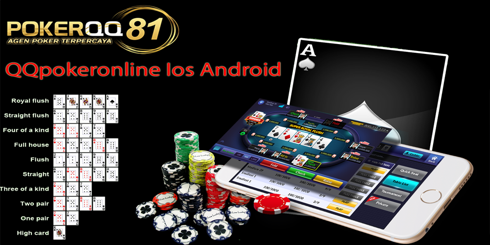 qqpokeronline Ios android