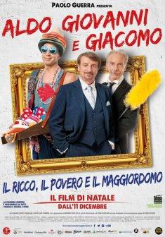 [Streaming ITA] Il ricco, il povero e il maggiordomo (2014) Film Completo in Italiano HD