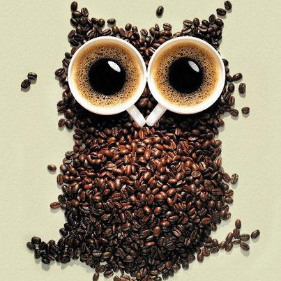Chouette café !
