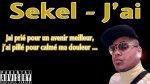 Sekel - J'ai (2011) - Sekel