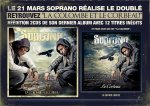 SOPRANO - LE CORBEAU - SOPRANO NOUVEL ALBUM LA COLOMBE DANS LES BACS...