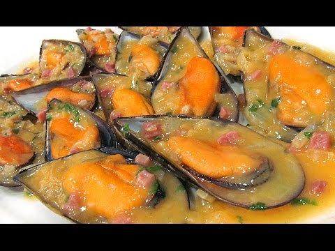 La vraie recette des moules à la marinière est espagnole. - LNO