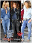 "» Voici quelques jeans provenant de la collection "" Rihanna for Armani Jeans "" : Choisissez votre jean Rihanna for Armani Jeans favori ! Article en collaboration avec MlleRIHANNA"