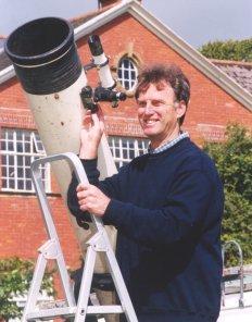 Tiverton A.S. | Telescopes