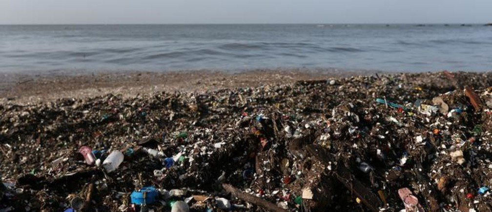 The world's plastic problem in numbers