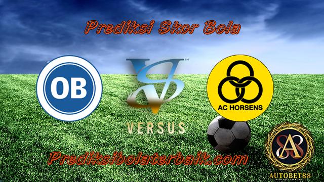 Prediksi OB vs Horsens 28 Juli 2017 - Prediksi Bola