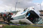Maroc: neuf Portugais tués dans un accident d'autobus