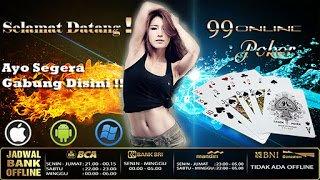 Poker Online: Game Judi Domino online