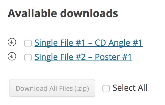 Bulk Download 1.2.8 Extension For WooCommerce - Get Lot