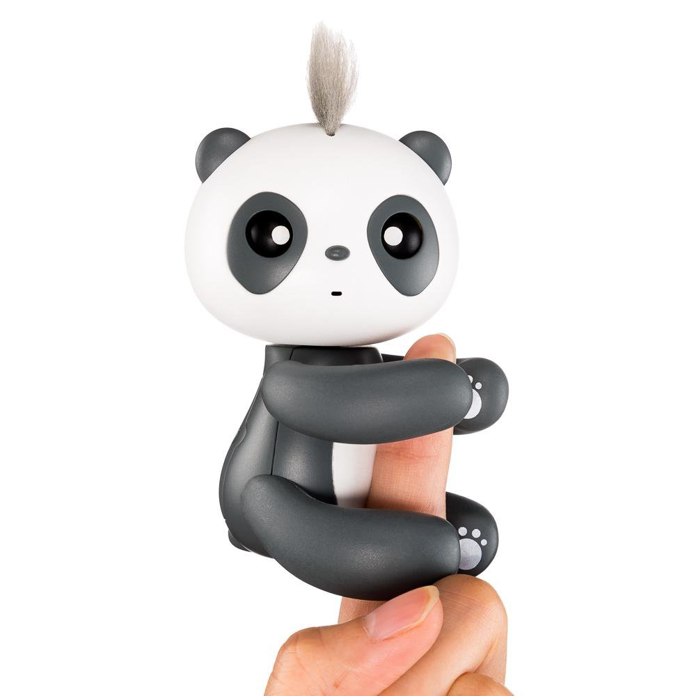 Toys Fingertip Panda Smart Touch Induction Pet Toys Interactive