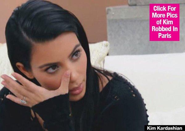Kim Kardashian Not Rushing 'Comeback' After Terrifying Robbery: Plans To Stay Away