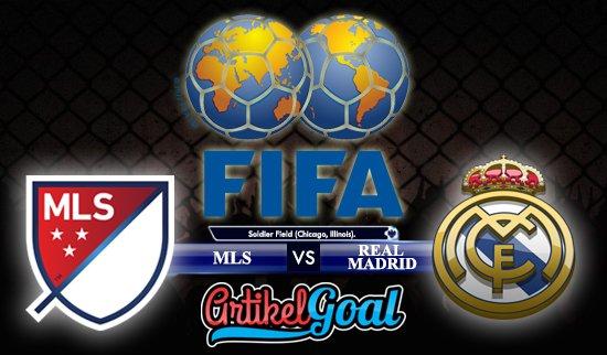 Prediksi Bola MLS All Stars Vs Real Madrid 3 Agustus 2017