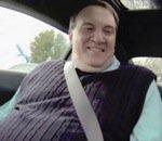 Jeff Gordon déguisé piège un vendeur de voitures