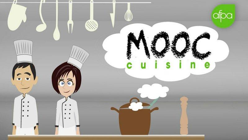 MOOC (formation en ligne de cuisine AFPA)