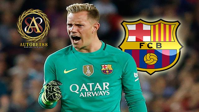 Kiper Barcelona : Pertemuan dengan Juventus - Agen SBOBET