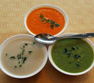 Recettes De Cuisine Apres Une Gastroplastie Soupes Veloutes