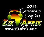 Top 20 Musique Camerounaise 2011 selon CRTV,CANAL2 et les DJ'sCamerounais