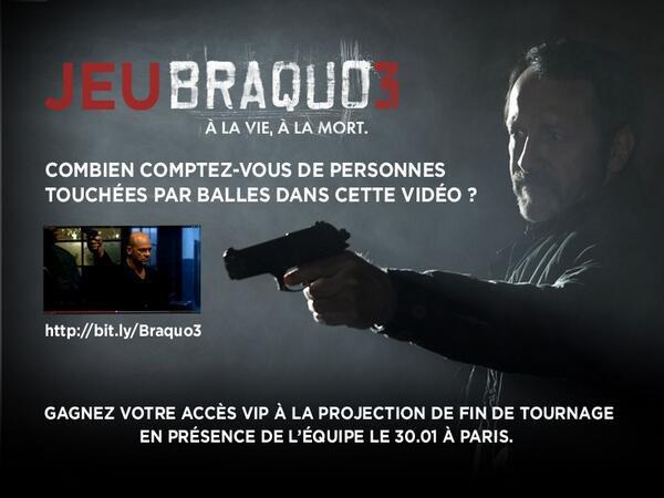 Twitter / seriescanalplus : Grand jeu concours @BRAQUO ...