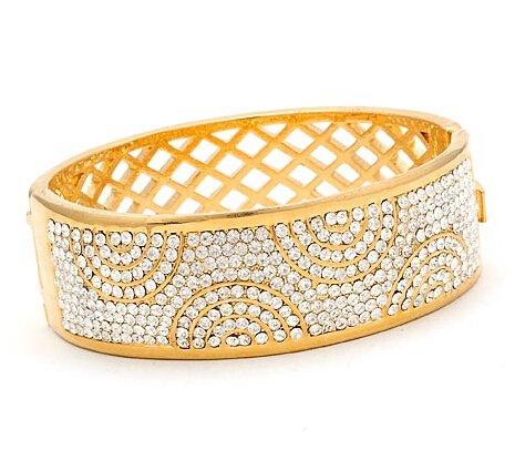 Cristal Swarovski fashion femme bracelet 17cm